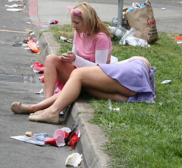 Consider, that Sleeping drunk girls idea useful